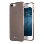 Чехол Melkco Poly Jacket case для Apple iPhone 7 plus (серый, гелевый)