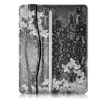 Чехол Odoyo Johanna Ho Folio Case для Apple iPad 2/new iPad (Evening Lace, кожанный)