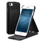 Чехол Melkco Premium Jacka Stand Type для Apple iPhone 7 (черный, кожаный)