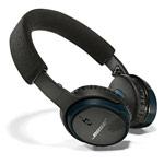 Наушники Bose SoundLink On-Ear универсальные (беспроводные, черные, микрофон)