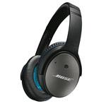 Наушники Bose QuietComfort 25 универсальные (беспроводные, черные, микрофон)