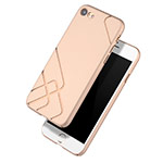 Чехол Azulo Pattern case для Apple iPhone 7 (золотистый, пластиковый)