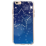 Чехол Azulo Fancy case для Apple iPhone 7 (Constellations, гелевый)