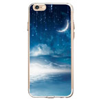 Чехол Azulo Fancy case для Apple iPhone 7 (Night Moon, гелевый)