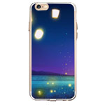 Чехол Azulo Fancy case для Apple iPhone 7 (Night on Sea, гелевый)