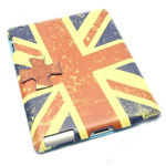 Чехол Nextouch I Love UK для Apple iPad 2/new iPad (с рисунком, кожанный)