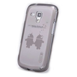 Чехол Nillkin Soft case для Samsung Galaxy S Duos S7562 (гелевый, черный)
