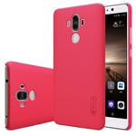 Чехол Nillkin Hard case для Huawei Mate 9 (красный, пластиковый)