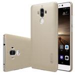 Чехол Nillkin Hard case для Huawei Mate 9 (золотистый, пластиковый)
