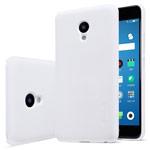 Чехол Nillkin Hard case для Meizu M5 (белый, пластиковый)