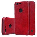Чехол Nillkin Qin leather case для Google Pixel XL (красный, кожаный)