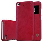 Чехол Nillkin Qin leather case для Xiaomi Mi 5s (красный, кожаный)