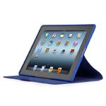 Чехол Speck MagFolio для Apple iPad 2/new iPad (голубой, кожанный)