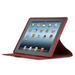 Чехол Speck MagFolio для Apple iPad 2/new iPad (красный, кожанный)