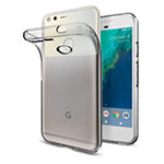 Чехол Yotrix UltrathinCase для Google Pixel XL (серый, гелевый)