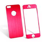 Скин Celldeco Aluminium Skin для Apple iPhone 5 (розовый, алюминиевый)