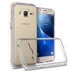 Чехол Yotrix UltrathinCase для Samsung Galaxy J2 Prime (прозрачный, гелевый)