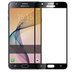 Защитная пленка Yotrix 3D Glass Protector для Samsung Galaxy J7 Prime (стеклянная, черная)