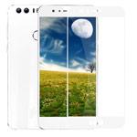 Защитная пленка Yotrix 3D Glass Protector для Huawei Honor 8 (стеклянная, белая)