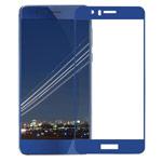 Защитная пленка Yotrix 3D Glass Protector для Huawei Honor 8 (стеклянная, синяя)