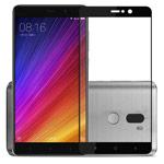 Защитная пленка Yotrix 3D Glass Protector для Xiaomi Mi 5s plus (стеклянная, черная)