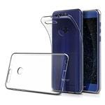 Чехол Yotrix UltrathinCase для Huawei Honor 8 (прозрачный, гелевый)