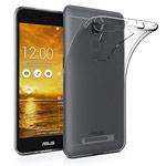 Чехол Yotrix UltrathinCase для Asus Zenfone 3 Max ZC520TL (серый, гелевый)