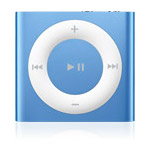 Apple iPod shuffle 2Gb (4th gen) (голубой)