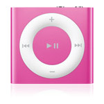 Apple iPod shuffle 2Gb (4th gen) (розовый)