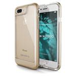Чехол X-doria EverVue для Apple iPhone 7 plus (золотистый, пластиковый)