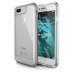 Чехол X-doria EverVue для Apple iPhone 7 plus (серебристый, пластиковый)