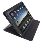 Чехол Incase Book Jacket Select для Apple iPad 2/new iPad (черный, кожанный)
