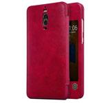 Чехол Nillkin Qin leather case для Huawei Mate 9 pro (красный, кожаный)