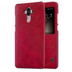 Чехол Nillkin Qin leather case для Huawei Mate 9 (красный, кожаный)
