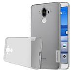 Чехол Nillkin Nature case для Huawei Mate 9 (серый, гелевый)