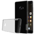 Чехол Nillkin Nature case для Xiaomi Mi Note 2 (серый, гелевый)