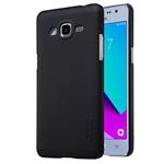 Чехол Nillkin Hard case для Samsung Galaxy J2 Prime (черный, пластиковый)