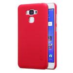 Чехол Nillkin Hard case для Asus Zenfone 3 Max ZC553KL (красный, пластиковый)