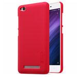 Чехол Nillkin Hard case для Xiaomi Redmi 4A (красный, пластиковый)