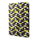 Чехол X-doria SmartStyle case для Apple iPad mini (Cubes, кожанный)