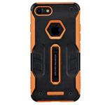 Чехол Nillkin Defender 4 case для Apple iPhone 7 (оранжевый, усиленный)