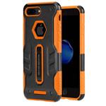 Чехол Nillkin Defender 4 case для Apple iPhone 7 plus (оранжевый, усиленный)