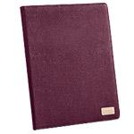 Чехол YoGo OmniBook для Apple iPad (кожаный, фиолетовый)