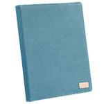 Чехол YoGo OmniBook для Apple iPad (кожаный, голубой)