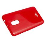 Чехол Mercury Goospery Jelly Case для Xiaomi Redmi Note 4 (красный, гелевый)