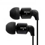 Наушники Awei Hear Speak Control (с микрофоном) (20-20000 Гц, 9 мм) (черные)