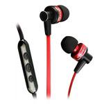 Наушники Awei Smart Earphone (пульт/микрофон) (20-20000 Гц, 11.5 мм) (красные)