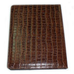 Чехол Loi Crocodile Leather case для Apple iPad 2/New iPad (Crocodile, кожанный)