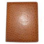 Чехол Loi Ostrich Leather case для Apple iPad 2/New iPad (Ostrich, кожанный)