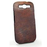 Чехол CDN Original Design для Samsung Galaxy S3 i9300 (коричневый, кожанный)
